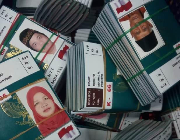 Visa Rampung, 118 Kloter atau Setara 47.653 Jamaah Siap Diterbangkan ke Tanah Suci