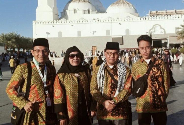 Putra Sulsel Prof Kamaruddin Jadi Dirjen Binmas, Tazkiyah Ucapkan Selamat