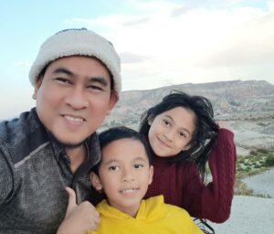 WhatsApp Image 2020 06 25 at 15.04.25 Terkabulnya Doa Seorang Karyawan Biasa di Multazam, Kembali ke Tanah Suci Bersama Keluarga