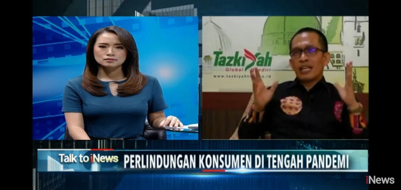 WhatsApp Image 2020 06 30 at 13.11.24 1 Siang Live Perlindungan Konsumen di iNews, Malam Ini Tazkiyah Launching Tiket Umrah