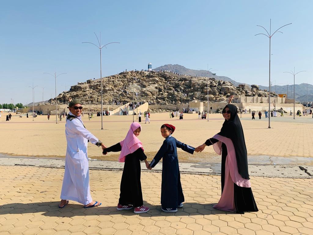 asrullah 1 Terkabulnya Doa Seorang Karyawan Biasa di Multazam, Kembali ke Tanah Suci Bersama Keluarga