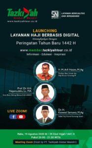 FB IMG 1597821717016 Layanan Haji Berbasis Digital, Waktu Tunggu Tak Terasa
