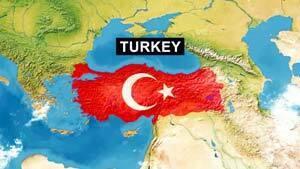 turkey map AMAZING TURKEY