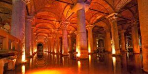 Basilica Cistern Pariwisata Turki Paling Bersinar di Tengah Pandemi, Ternyata Ini Rahasianya