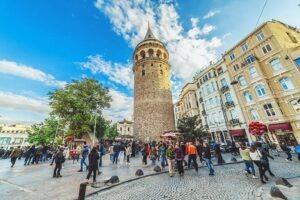 Galata Tower Istanbul Pariwisata Turki Paling Bersinar di Tengah Pandemi, Ternyata Ini Rahasianya