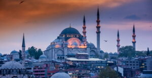 Masjid Raya Sulaimaniah Pariwisata Turki Paling Bersinar di Tengah Pandemi, Ternyata Ini Rahasianya