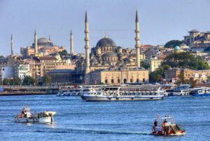 bosphorus Pariwisata Turki Paling Bersinar di Tengah Pandemi, Ternyata Ini Rahasianya