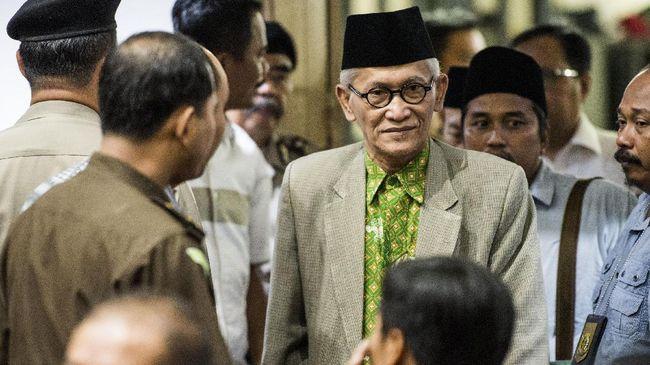kh miftahul akhyar Profil KH Miftachul Akhyar, Ketua Umum MUI Pengganti KH Ma'ruf Amin
