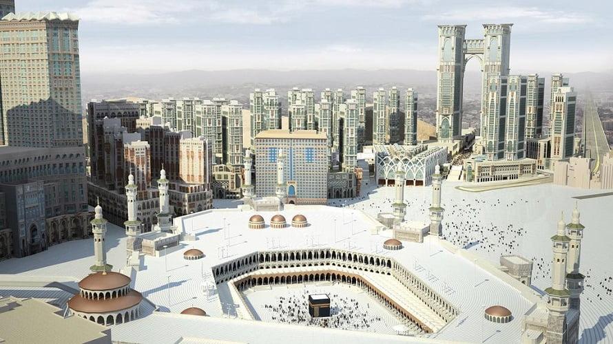 makkah Ternyata Makkah Pusat Bumi, Ilmuwan Beberkan Fakta-faktanya