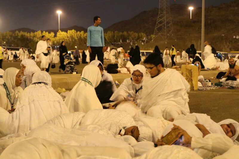 wukuf Muzdalifah, Dan Ritual Ibadah Yang Dilakukan Jemaah Haji