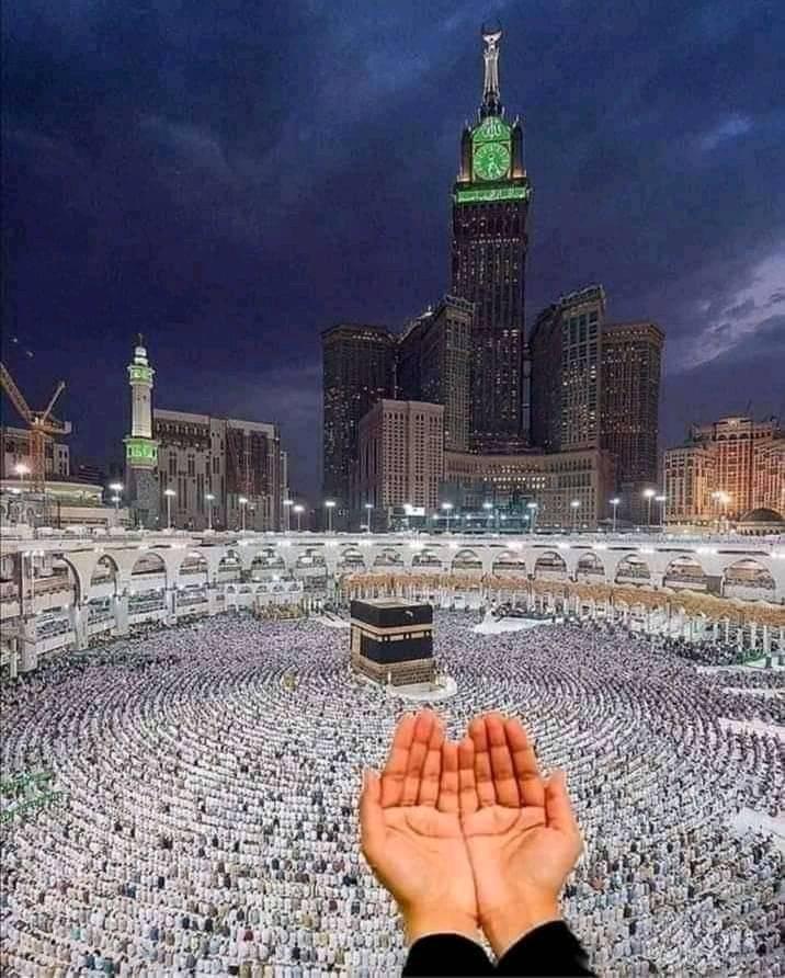 "kamis04 Februari 2021 ""Haji, makna sebuah Cinta dan Pengorbanan"""