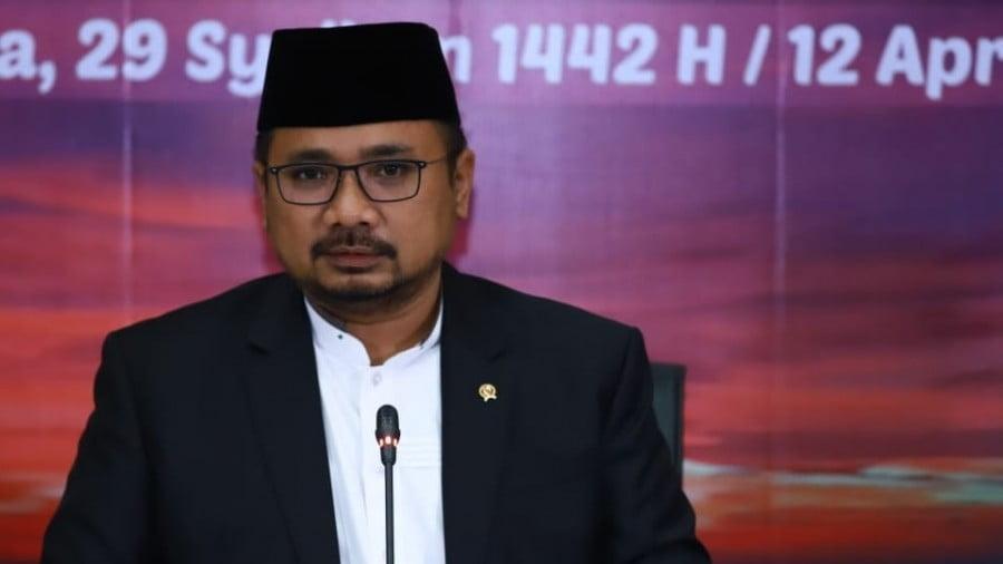 kemenag Masih Pandemi, Menag Ingatkan Umat Jaga Prokes Selama Ramadan